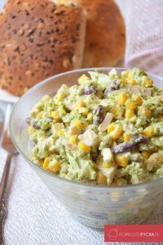 Mayonnaise, Side Dish Recipes, Side Dishes, Dressing, Polish Recipes, Salad Recipes, Potato Salad, Macaroni And Cheese, Healthy Snacks