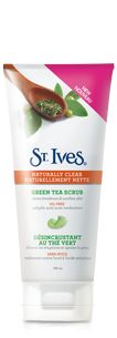 D A Green St Ives The Green Tea Scrub by St. Ives is an overall good skincare product ...