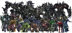 transformers wallpaper autobots and decepticons movie team - Google Search