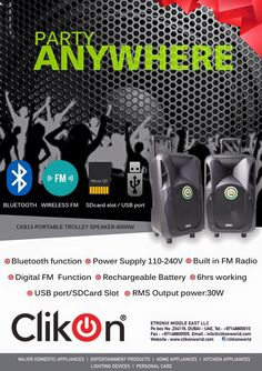 Bluetooth Speakers, Entertainment Products, Appliances, Usb, Entertaining, Digital, Gadgets, Accessories, Home Appliances