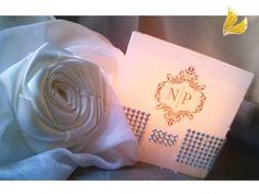 Convite Casamento Luxo