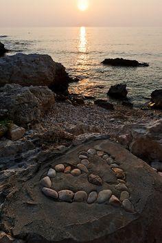 (sun)set in stone