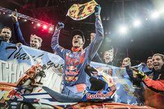 """Mundial de SuperEnduro - Blazusiak: """"Não poderia desejar melhor forma de terminar a carreira"""""""