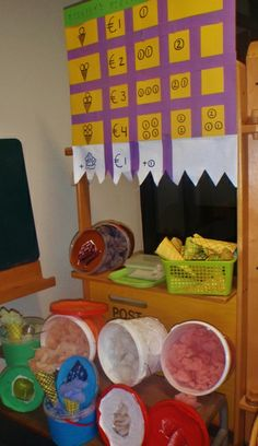 ijskraam in huishoek! Summer Fun, Summer Time, Early Years Teaching, Kindergarten Themes, Play Based Learning, School Themes, Dramatic Play, Jaba, Best Teacher