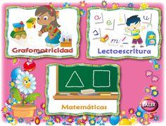 Grafomotricitat, Lectoescriptura i Matemàtiques per P4