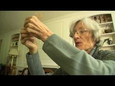 A video of Renate Hiller talking about spinning