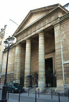 rue de la Lune - Paris 2e ... Notre-Dame de Bonne-Nouvelle