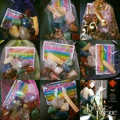 Get your Reiki charged crystal packs, wonderful smooth tumbled stones that you can carry with you to keep your vibrations high, keep your stress, emotions, thoughts harmonized and balanced. A great gift for yourself or to cheer someone up who has been having a difficult time, someone who has a lot of stress, or add to your Crystal collection. Buy 5 packs and get a free pack of Fairy Oracle Card deck a $25 value. Each pack is $17 shipping is included and includes 1of each Clear quartz crystal…