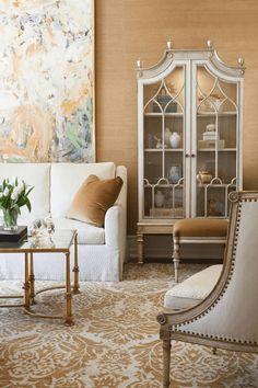 camel brown traditional living room, pantone hazelnut, caramel brown, light brown