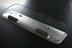 Tasarım Dünyası: İlginç klavye tasarımı :)