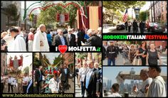 the feast of the Madonna dei Martiri  New Jersey - from Molfetta - Italy www.ilovemolfetta.it
