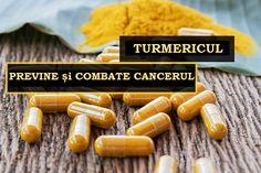 TURMERICUL combate unul din cele mai frecvente CANCERE din lume | La Taifas