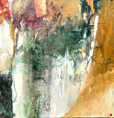 Receptivity-abstract by Joan Fullerton, Acrylic, 24 x 24 x .75 Abstract Landscape Painting, Landscape Drawings, Landscape Art, Landscape Paintings, Landscapes, Contemporary Abstract Art, Contemporary Landscape, Abstract Backgrounds, Art World