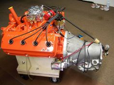 Build An Early Model Hemi Engine Auto Engine, Hemi Engine, Chrysler Hemi, Ford Chevrolet, Performance Engines, Garage Signs, Race Engines, Engine Types, Generators