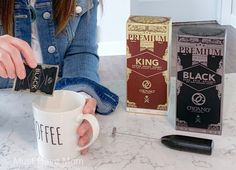 mushroom coffee by organo Wooden Tree, Runny Nose, Coffee Branding, My Mood, Black Coffee, For Your Health, Hot Chocolate, Stuffed Mushrooms, Challenges