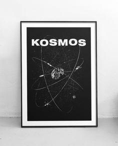 Plakat Kosmos Maciej Polak - Pan tu nie stał