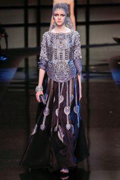 Armani Privé // Spring 2014 Couture