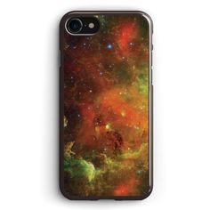 Glowing Nebula Apple iPhone 7 Case Cover ISVD386