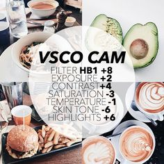 Okay, Insta famous wannabees... we have eight hacks to make your VSCO Cam edited photos look better than ever before!