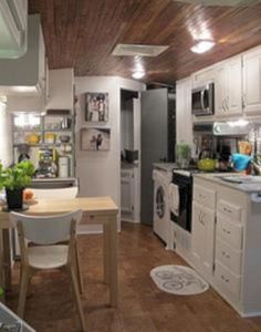 Easy RV Remodel Deco