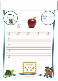 Cursive Letter C Teaching Learning Pinterest Cursive Letters