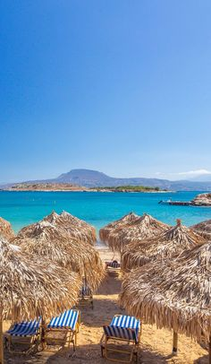 Marathi beach in Chania - Photo by TheHotel.gr