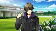 SWD / Guard Me, Sherlock - Sebastian Moran Sebastian Moran, Shall We Date, Sherlock, Raincoat, Anime, Cartoons, Rain Jacket, Cartoon