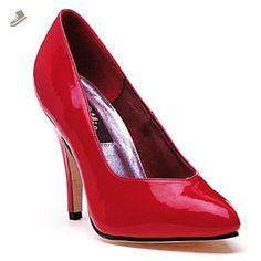 Red Pump Adult Shoes, 9 - Ellie shoes pumps for women (*Amazon Partner-Link)