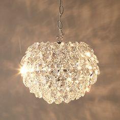 Buy John Lewis Alexa Tear Drop Ceiling Light Pendant Online at johnlewis.com £290 70164801