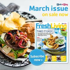 Take it easy... Fuss-free food for family and friends. The humble sandwich reinvented . Simple Italian classics. #freshliving #picknpay