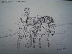 ROMEO ZANCHETT - DESENHOS ORIGINAIS