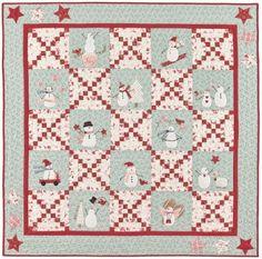 quilt layout for bom applique quilt