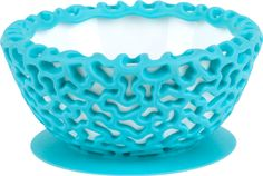 Boon Wrap Protective Bowl Cover, Blue Raspberry Boon Who needs a hole set of baby bowls when the ones we have in the cupboard can work just fine with a cover on them. They don't work with all sizes but luckily our basic correll bowls should do the trick. Blue Bowl, Wrap, Ceramic Bowls, Baby Feeding, Kids Furniture, Cover, Decorative Bowls, Baby Kids, Fun Baby