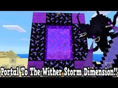 Wither Storm Boss Hayden S Pins Minecraft Minecraft
