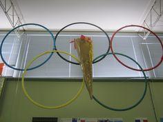 Miss A's Class Ideas: Olympic Classroom Decor