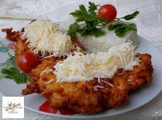 Csirkemell sajtos-burgonyás bundában Recept képpel - Mindmegette.hu - Receptek