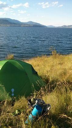 Camping illicite ;)