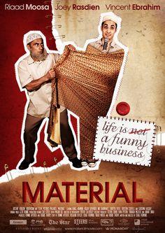 Material #poster