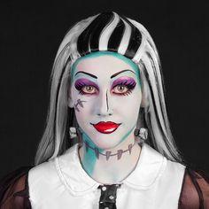 Monster High Frankie Stein Make-up