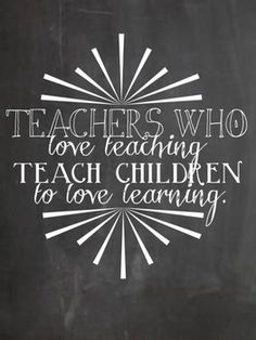 TEACHING AND LEARNING CHALKBOARD QUOTES - TeachersPayTeachers.com