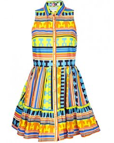 $358.00 MSGM Dress - gorgeous print!