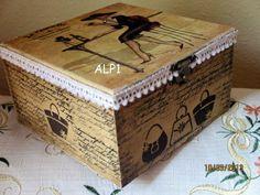 Mas cajas | Aprender manualidades es facilisimo.com