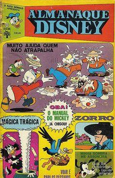 Almanaque Disney  n° 22/Abril | Guia dos Quadrinhos