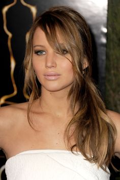 Jennifer Lawrence Cut Off Her Hair Jennifer Lawrence Blond, Jenifer Lawrence, Hair Styles 2014, Medium Hair Styles, Long Hair Styles, Top Hairstyles, Wedding Hairstyles, Blonde Hairstyles, Layered Hairstyles