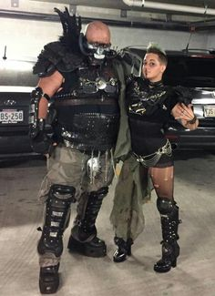 Mad Max Fury Road Premiere Cosplay