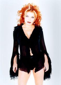 Geri Halliwell (aka Ginger Spice)