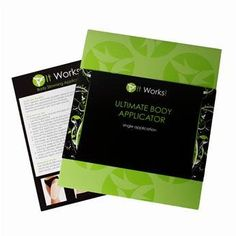Ultimate Body Wrap at ThewrapitUPgirl.itworks.net