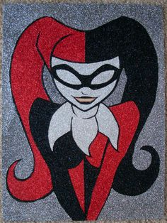 Harley Quinn by ~Glitterside on deviantART