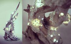Rowan—tree, lighting object by Eva Spacelights Necasova