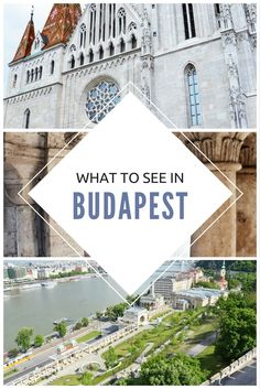 What to see in BUDAPEST by Design x Travel  #Budapest #travel